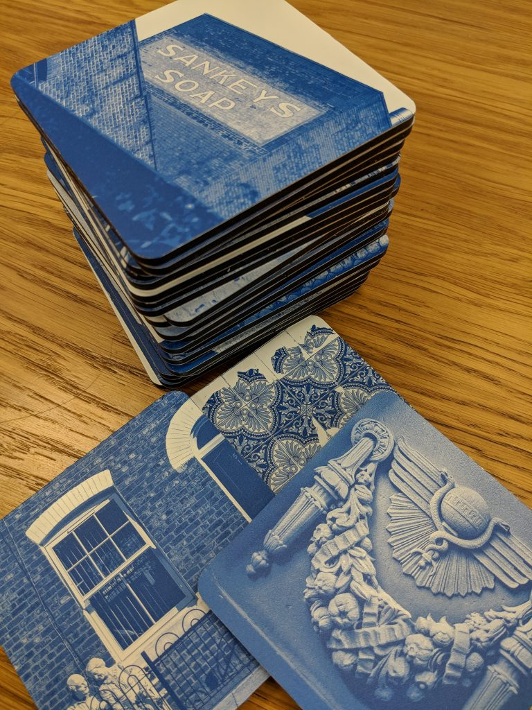 Coasters - UV Printing on Dibond