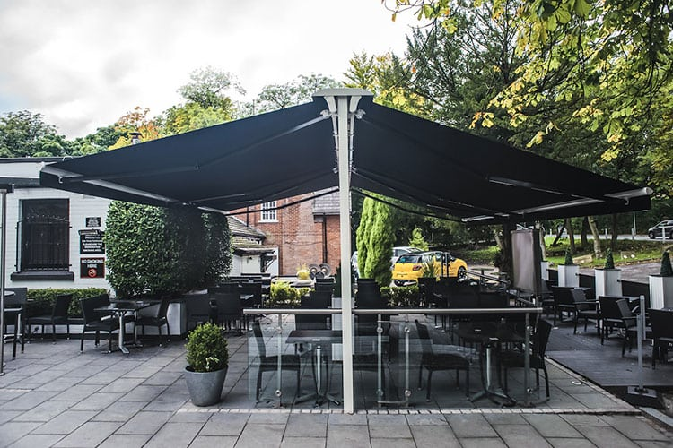 Bespoke Branded Awnings