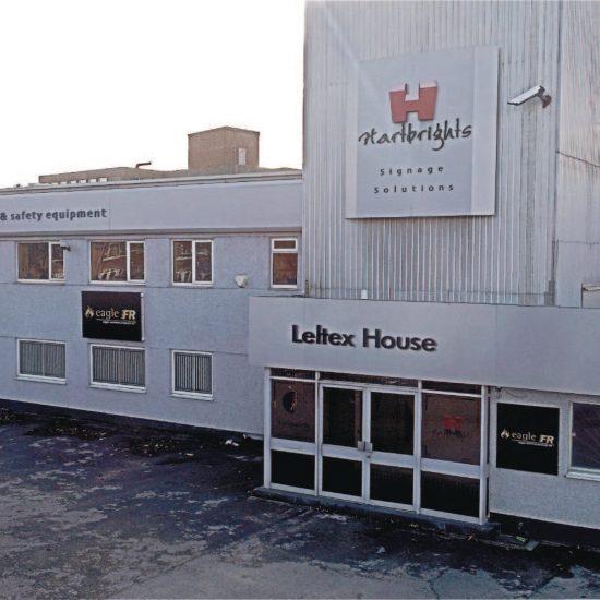 Leltex House Before