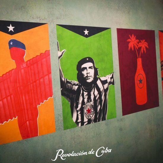 Newcastle RDC Interior Wall Art