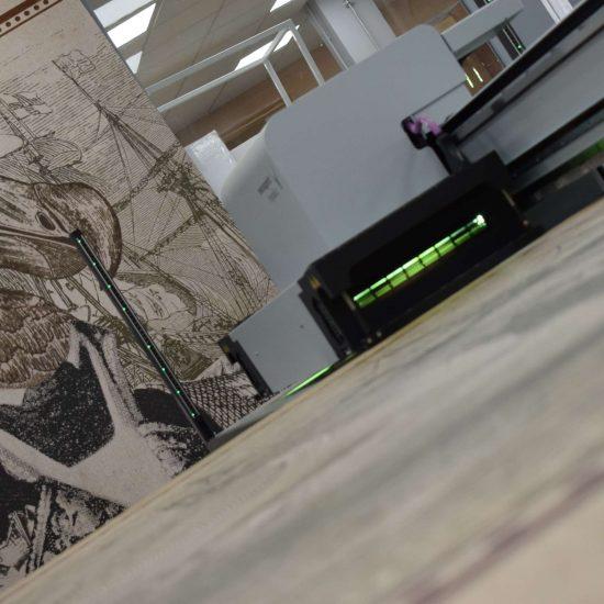 UV Printing Custom Wall Art