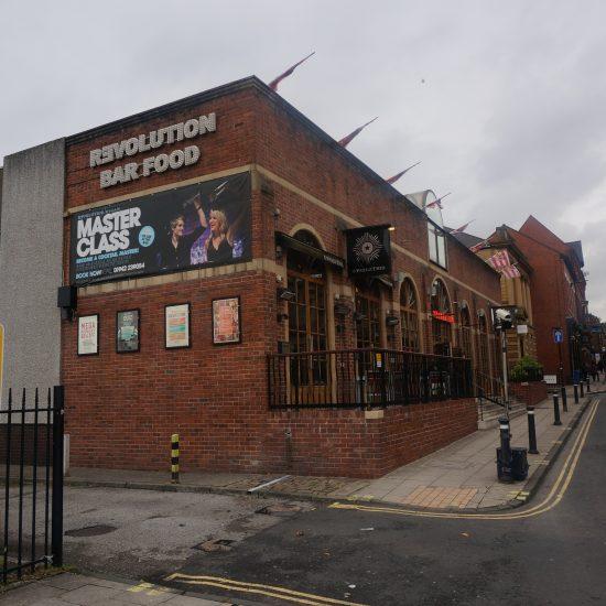 Revolution, Wigan - Bespoke Illuminated Sign