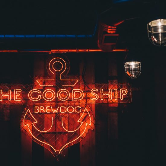 Brewdog - Neon Sign