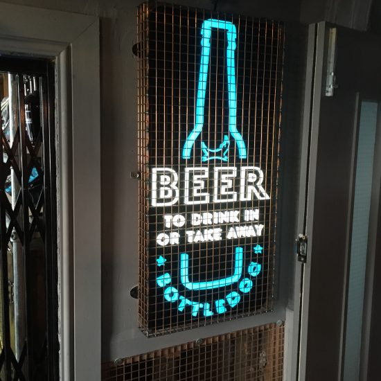 Brewdog - Illuminated LED Sign