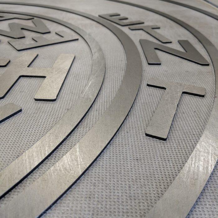 Custom Signage - UV Printing on Dibond