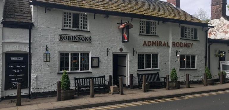 The Admiral Rodney, Prestbury
